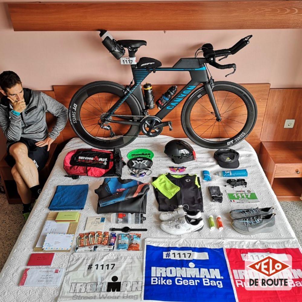 gallery Ironman Barcelone, récit de course