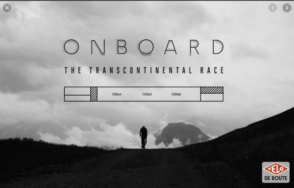 gallery Onboard the Transcontinental Race