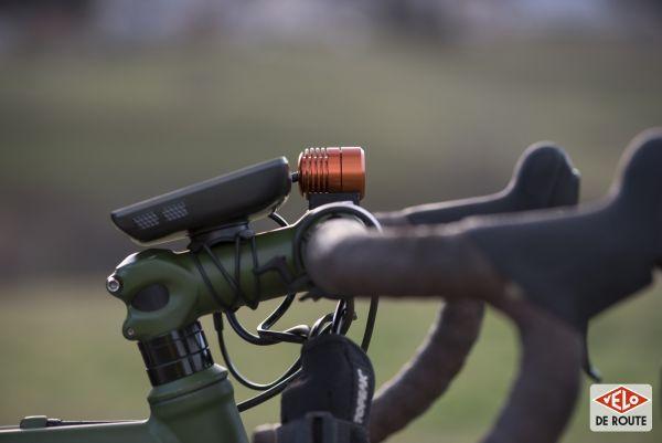 gallery Eclairage autonome 3eme partie : lampe Klite Bikepacker Pro V2