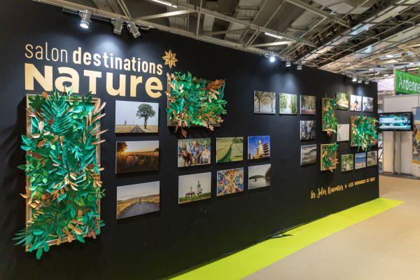 gallery Business : Destination Nature, le salon du voyage grand-angle