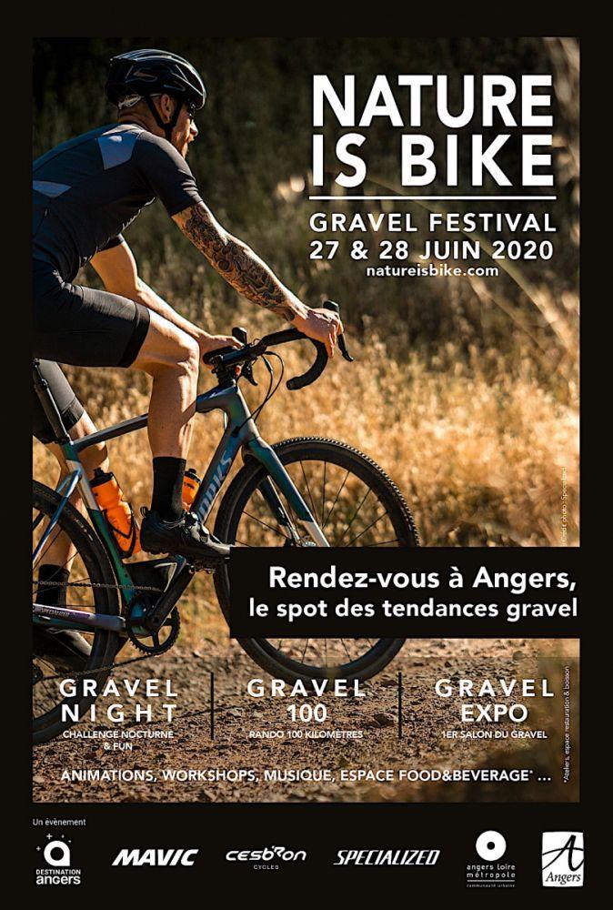 gallery Nature is Bike, un ambitieux événement Gravel à Angers