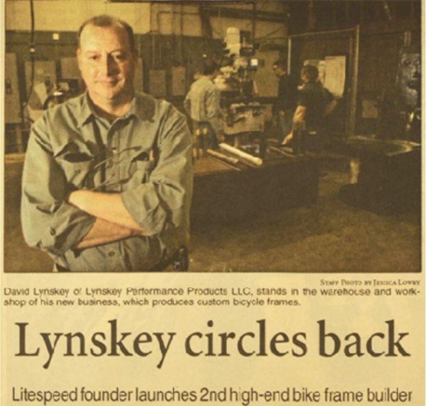 gallery Lynskey, la story familiale de passionnés du titane