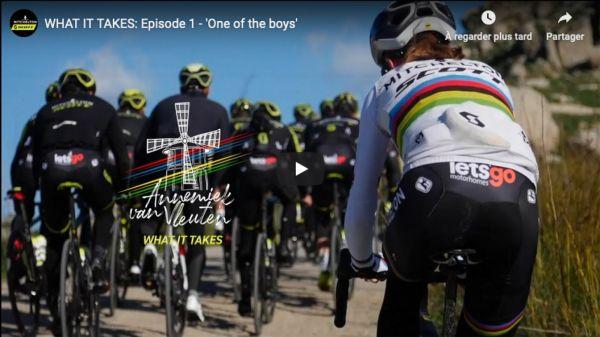 gallery Video : Annemiek Van Vleuten en Sicile