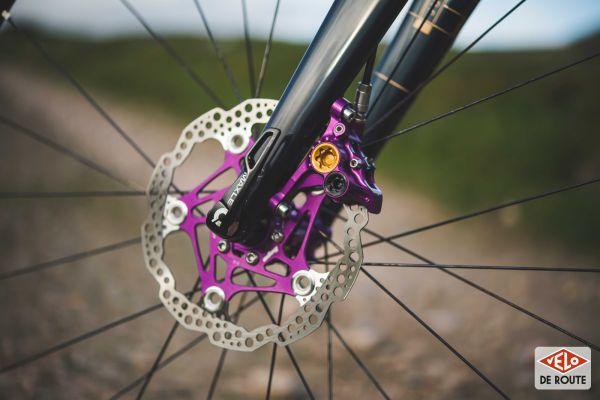gallery Bike Check : le Juliana Quincy de Rachael Walker