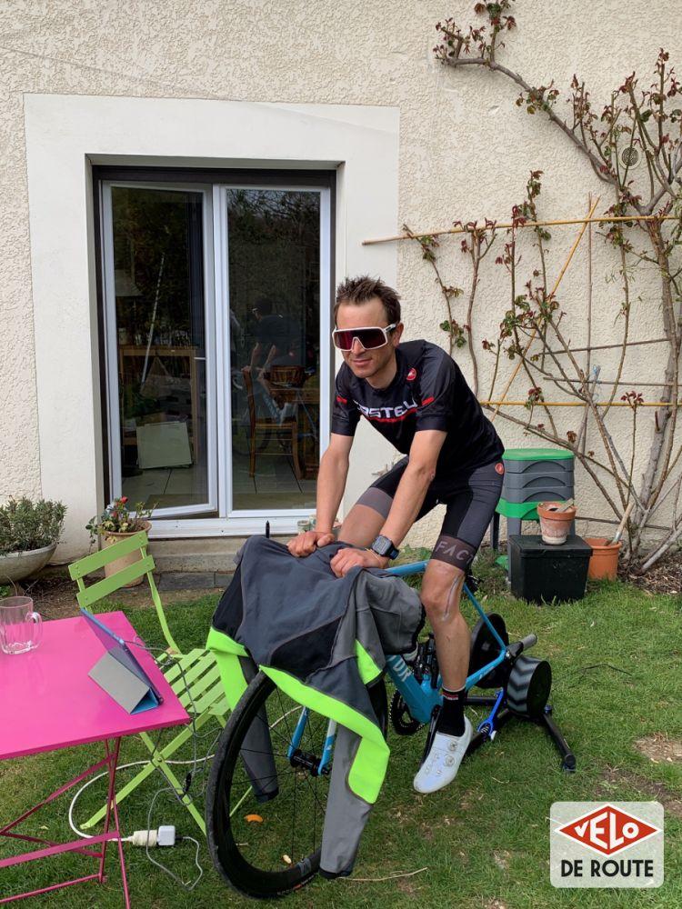 gallery Spécial confinement : concilier Home-Trainer et philosophie de survie