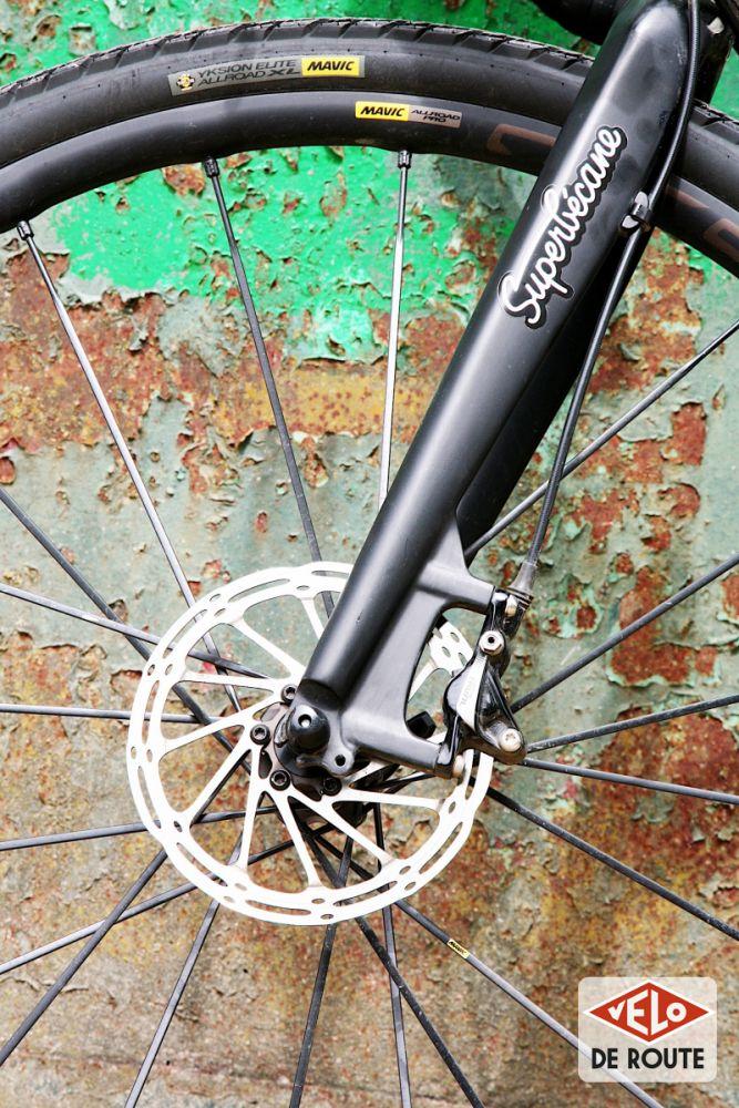 gallery Bike Check : le Charge Plug Ti de Seb