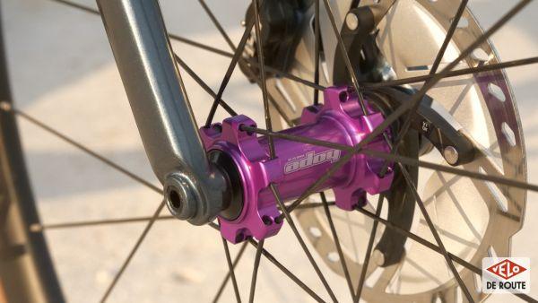 gallery Bike Check : le Scott Addict Gravel 10 de Ju
