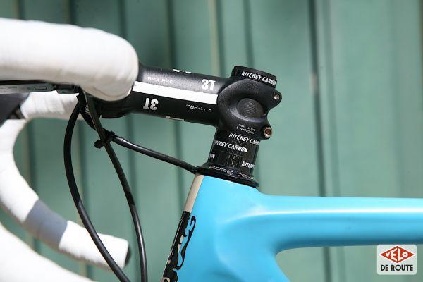 gallery Bike Check : le ciel bleu du rack d'Étienne