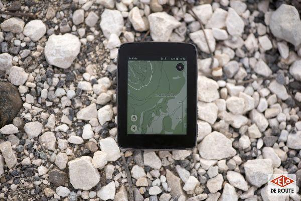 gallery Essai longue durée : GPS Karoo de Hammerhead
