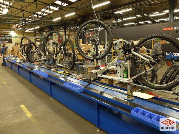 gallery Business : vélo, la machine redémarre