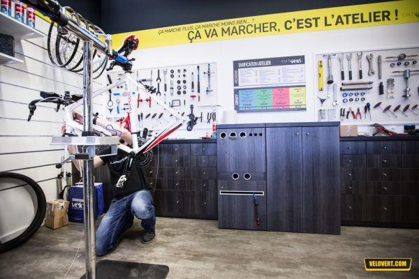 gallery Un forfait de 50 euros pour faire réparer son vélo