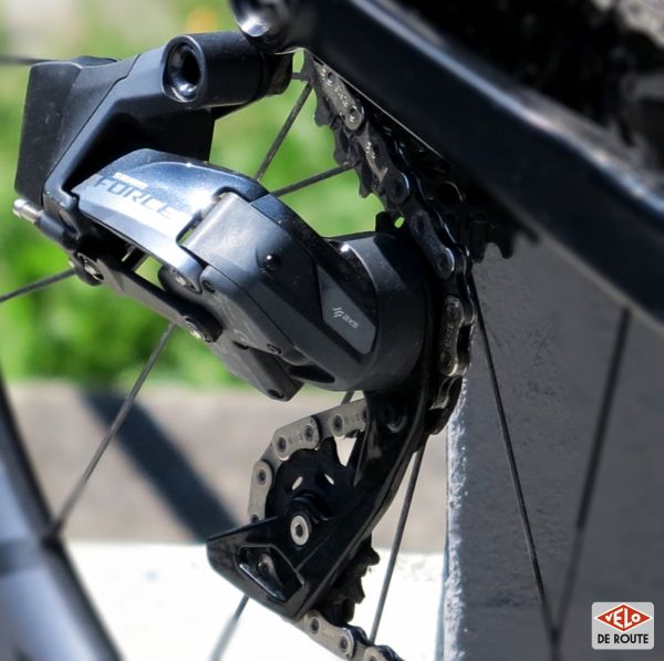 gallery Sram Force Wide : pour aller plus loin !