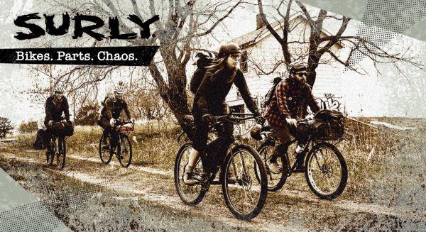 gallery Traffic Distribution représente Salsa et Surly (et d'autres) en France