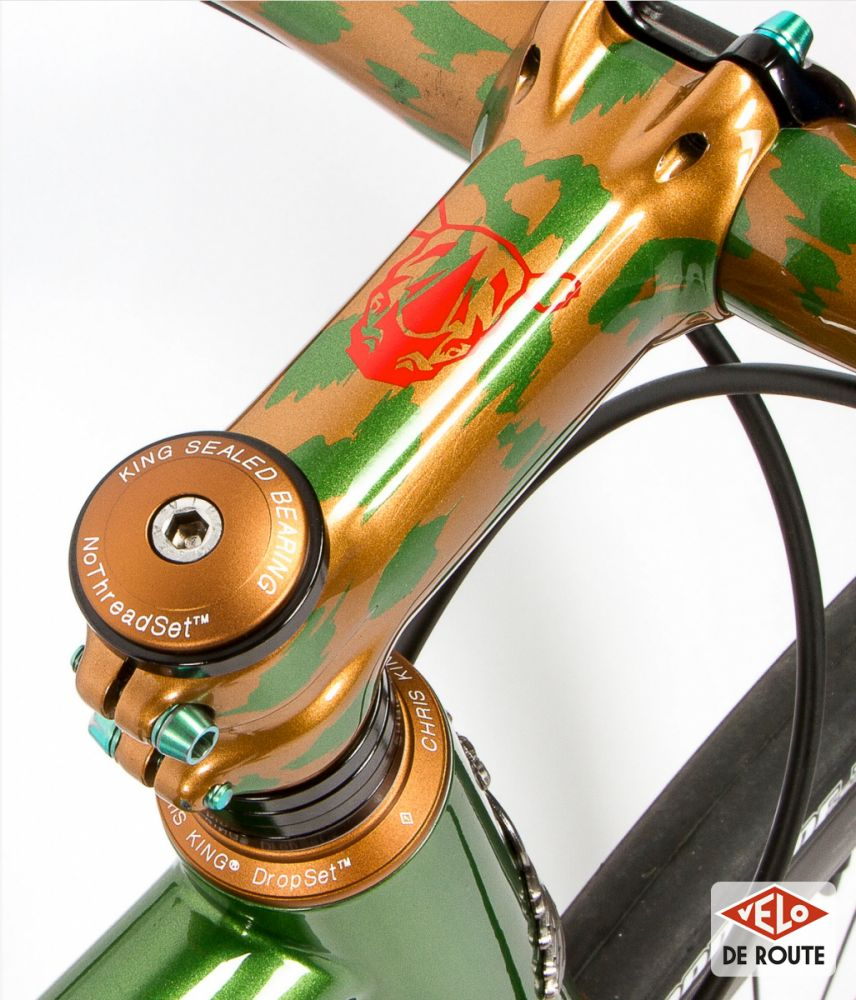 gallery Bike Check : le Curve Belgie V3 de Ryan