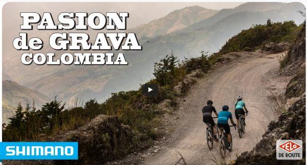 gallery Vidéo : Pasion de Grava : Colombia Gravel Adventure