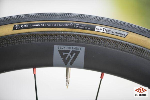 gallery Découverte : pneus ERE Research en coton