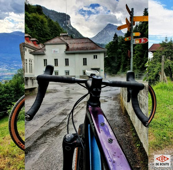 gallery Cannondale Topstone Lefty 1 : rock'n'roll !