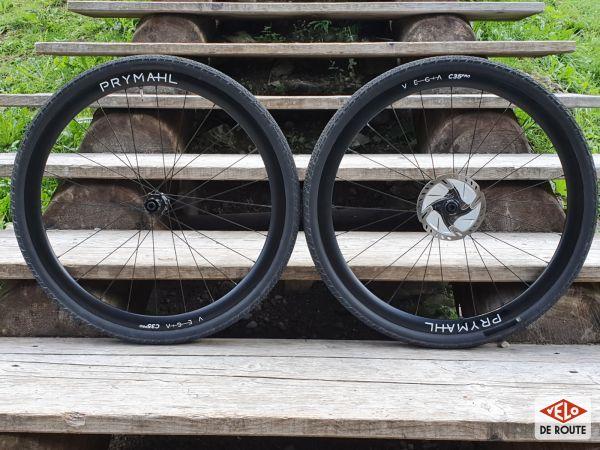 gallery Prymahl : des roues pour Origine