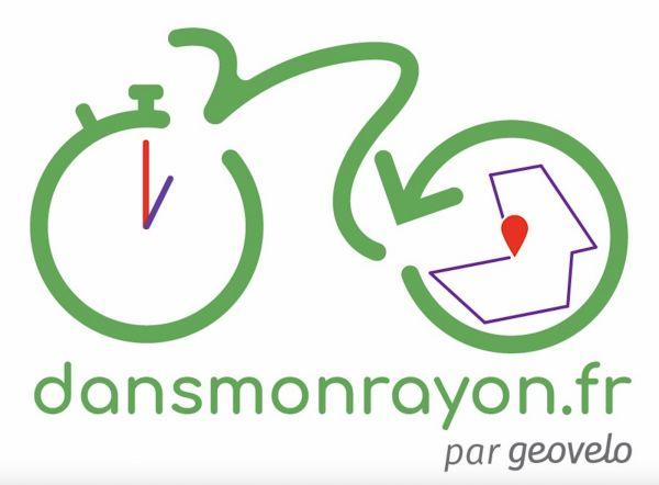 gallery Geovelo lance « dansmonrayon.fr »