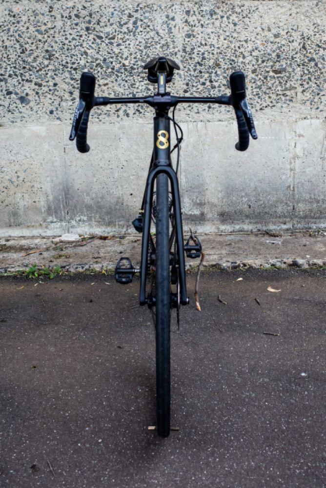 "gallery Bikecheck : le Egress ""Rad Rot"" de JB"