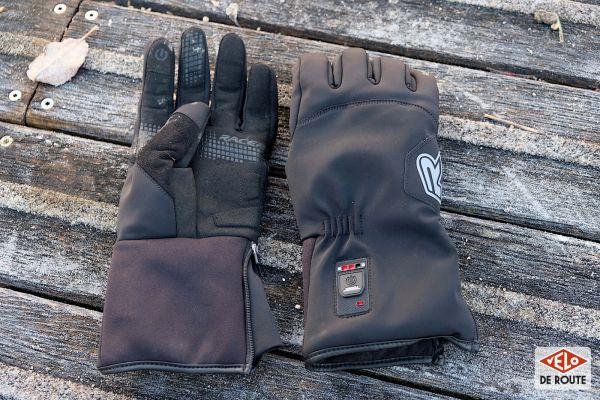 gallery Racer E-Glove3 et E-Cover : un poêle dans la main