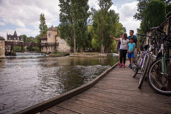 gallery Vélo en Grand : a l'assaut des routes et pistes Gravel de la Seine-et-Marne