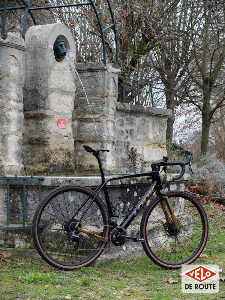 gallery Look 765 Gravel RS, sportif polyvalent