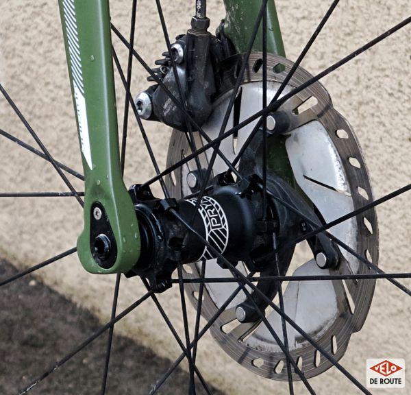 gallery Essai : roues Prymahl Vega C35 Pro