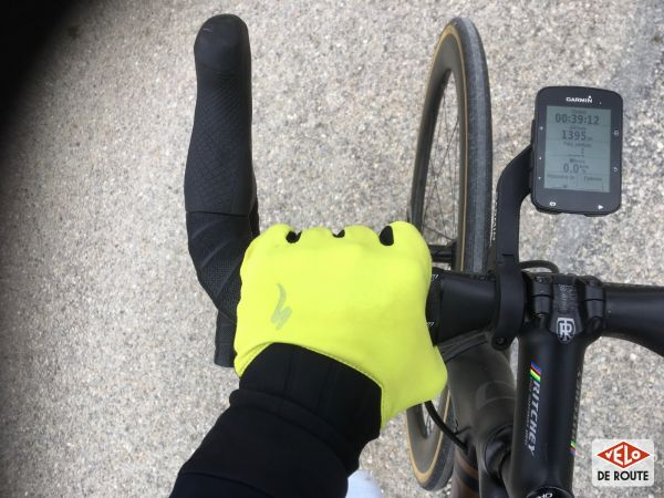 gallery Essai : Gants Specialized HyperViz Prime-Series Thermal