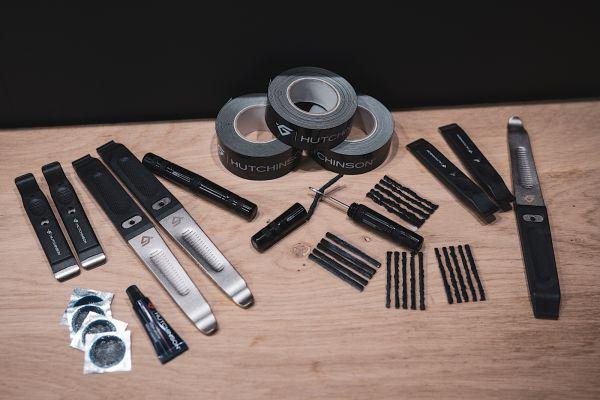 gallery Une nouvelle gamme d'accessoires tubeless chez Hutchinson