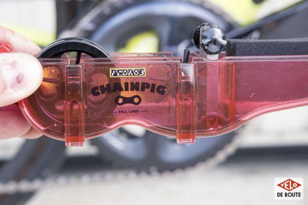 gallery Essai : le Chain Pig II de Pedros