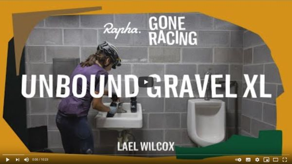 gallery Lael Wilcox sur l'Unbound XL