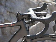 Bike Check : le VAM de David Polveroni
