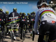 Video : Annemiek Van Vleuten en Sicile