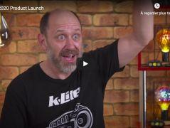 Klite : nouvelle lampe pour moyeux dynamo