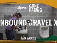 Lael Wilcox sur l'Unbound XL