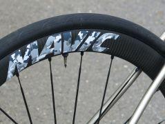 Mavic SLR 45 D – Pour les puncheurs !