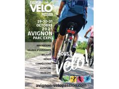 Avignon Vélo Passion, la cité des papes à l'heure de la petite reine