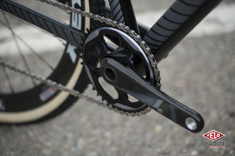 Infos Vélo : Contact : Canyon Inflite AL SLX 9 0