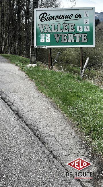 les articles de v lo de route d couverte de la vall e verte avec nicolas roux. Black Bedroom Furniture Sets. Home Design Ideas
