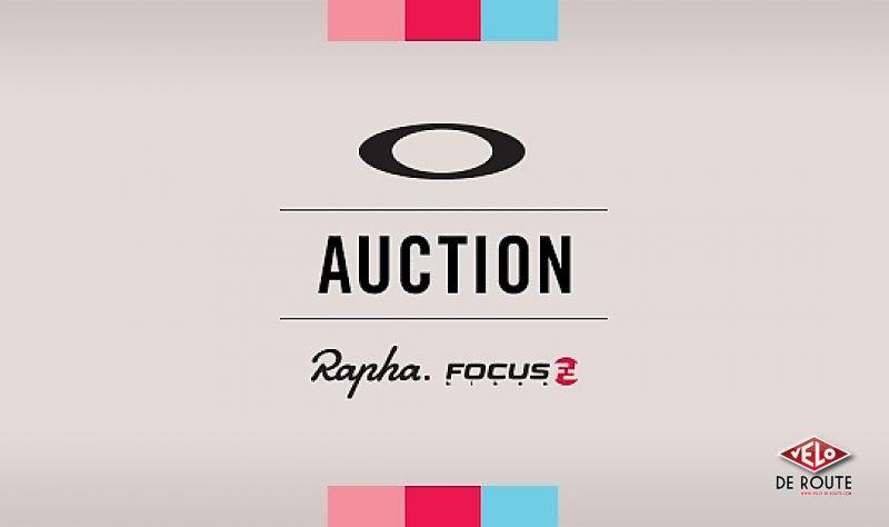 infos oakley limited dition rapha focus. Black Bedroom Furniture Sets. Home Design Ideas