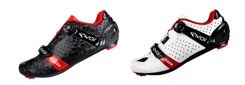 boutique de sortie gamme exceptionnelle de styles et de couleurs éclatant Infos Vélo : Strada Cristal : une nouvelle chaussure pour Ekoï