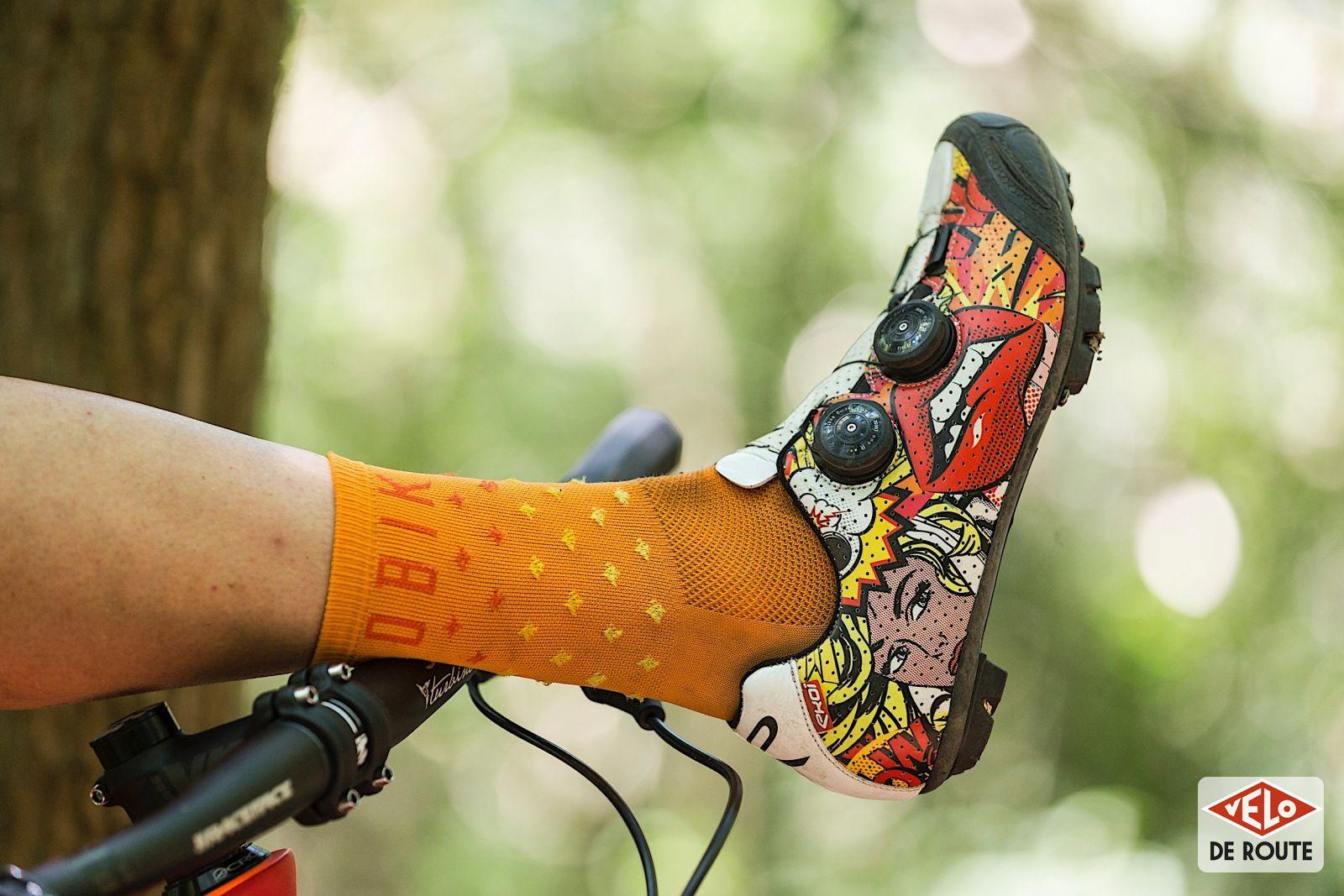 Infos Vélo  Test  chaussures Ekoï Custom